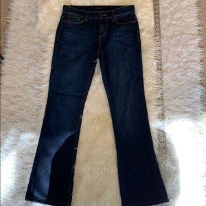 Joe's bootcut 26 blue jeans